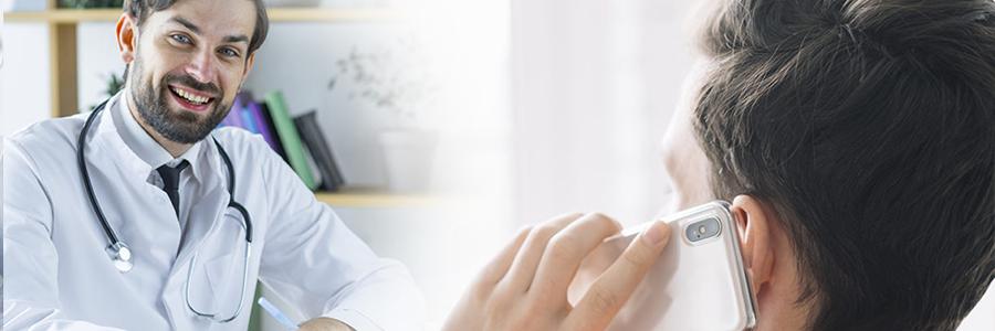 ¿Sabías que puedes tener una consulta virtual con el doctor?