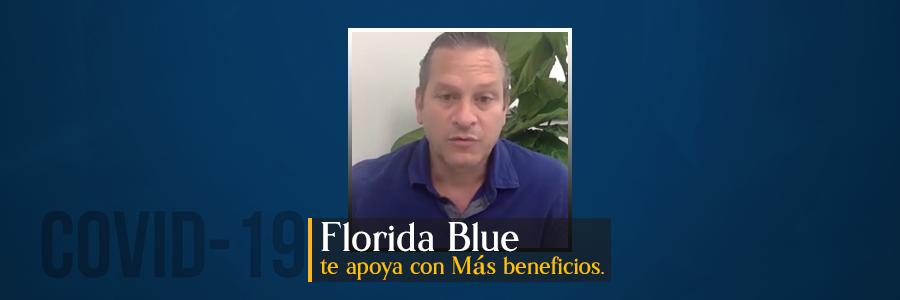 Florida Blue te apoya con Más beneficios