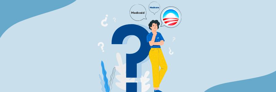 ¿Cuál es la diferencia entre Medicare, Medicaid y Obamacare?